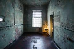 Alcatraz sjukhus Royaltyfria Bilder