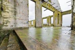 Alcatraz Social Hall, San Francisco, California Royalty Free Stock Photos