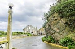 Alcatraz Social Hall, San Francisco, California Stock Photos