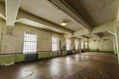 Alcatraz-Speisesaal, San Francisco, Kalifornien Lizenzfreie Stockfotos