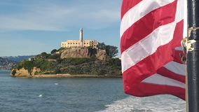 alcatraz lizenzfreies stockfoto