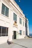 Alcatraz Verwaltungs-Gebäude Lizenzfreie Stockfotografie
