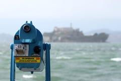 Alcatraz View Royalty Free Stock Photos