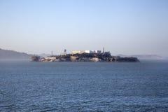 Alcatraz więzienie california obrazy royalty free