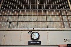 Alcatrazeiland, San Francisco, Californië, de Verenigde Staten van Amerika, de V.S. Royalty-vrije Stock Afbeeldingen