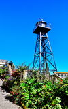 Alcatrazgevangenis in San Francisco, Californië Royalty-vrije Stock Fotografie
