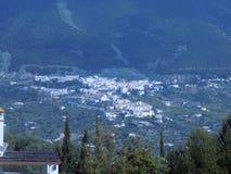 Alcaucin-La Axarquia - Andaluzia Fotos de Stock Royalty Free