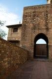 Alcazaba Stock Images