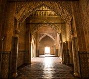 Alcazaof Sevilla , Spain. The Alcaza of Sevilla , royal palace in Seville , originally developed by Moorish Muslim king royalty free stock photos