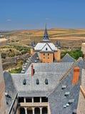 Alcazar замка Стоковые Изображения
