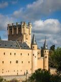 Alcazar, Сеговия, Испания Стоковая Фотография