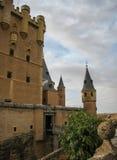 Alcazar, Сеговия, Испания Стоковое Изображение RF
