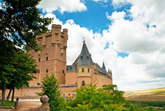 Alcazar Royalty Free Stock Photography