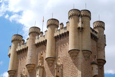 Alcazar castle Stock Photos