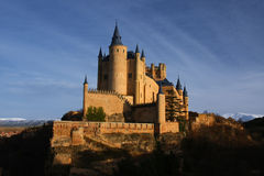Free Alcazar Castle In Segovia, Spain Royalty Free Stock Photos - 13300258