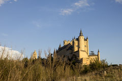 Alcazar Castle Royalty Free Stock Photography