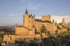 Alcazar Castle Stock Photo
