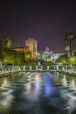 Alcazar of the Christian Monarchs, Cordoba, Spain Royalty Free Stock Images