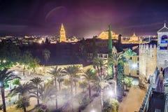 Alcazar Christian Monarchss, Cordoba, Spanien Lizenzfreies Stockfoto