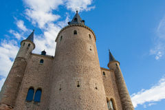 Alcazar Royalty Free Stock Image