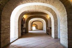Alcazar in Cordoba, Andalusia. Spain. Stock Photos