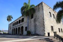 Alcazar de Двоеточие, Доминиканская Республика Стоковое фото RF