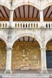 Alcazar de Colon, Diego Columbus Residence in Santo Domingo, Dominikanische Republik Alcazar de Colon, Diego Columbus Residence Stockfoto