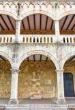 Alcazar de Colon, Diego Columbus Residence in Santo Domingo, Dominikanische Republik Alcazar de Colon, Diego Columbus Residence Lizenzfreies Stockfoto