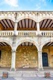 Alcazar de Colon, Diego Columbus Residence in Santo Domingo, Dominikanische Republik Alcazar de Colon, Diego Columbus Residence Lizenzfreie Stockfotos