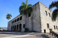 Alcazar de Colon, Dominican Republic Royalty Free Stock Photo