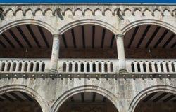 Alcazar de Colon/Haus Diego-Columbus stockbild
