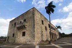 Alcazar de Colon, Repubblica dominicana Fotografia Stock Libera da Diritti
