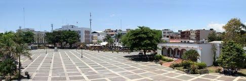 Alcazar de Colon, Santo Domingo, Repubblica dominicana immagine stock libera da diritti