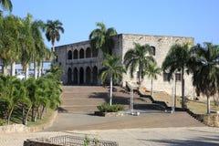 Alcazar de Kolon, Dominikanska republiken Royaltyfri Fotografi