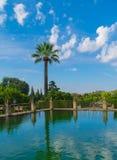 Alcazar de los reyes cristianos, Córdoba Imágenes de archivo libres de regalías
