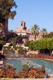 Alcazar de Los Reyes Cristianos in Cordoba, Spanien Lizenzfreie Stockfotos