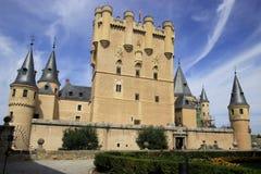 Alcazar de Segovia Fotos de archivo libres de regalías