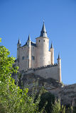 Alcazar de Segovia, Spain Royalty Free Stock Photo