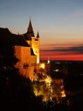 Alcazar de Segovia, Spain imagens de stock royalty free