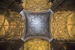 Alcazar de Sevilha foto de stock royalty free