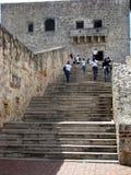 Alcazar del Alcázar de Colón o Columbus Fotografia Stock