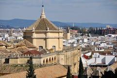 Alcazar-Palast in Cordoba, Spanien Stockbild