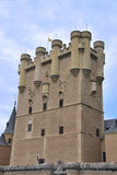 Alcazar. Donjon tower Royalty Free Stock Photography