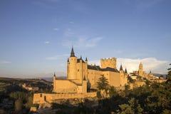 Alcazar, Espanha Fotografia de Stock Royalty Free
