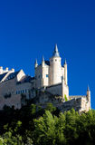 Alcazar fortress, Segovia Stock Photography