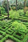 Alcazar Gardens, Sevilla Royalty Free Stock Photo