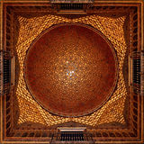 Alcazar Golden Dome Royalty Free Stock Image