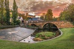 Alcazar i fabryka waluta Segovia Hiszpania zdjęcie royalty free