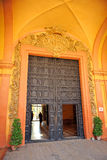 Alcazar Royal in Seville, Andalusia, Spain Stock Photography