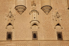 Alcazar in Segovia Royalty Free Stock Images